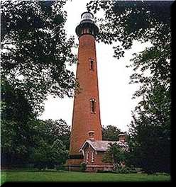 Currituck Beach Lighthouse